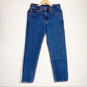 Levi's 550 high waist vintage woman size W29 L32